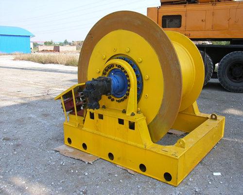 Ellsen hydraulic recovery winch for sale
