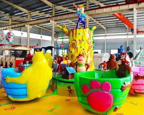 Importance Of A Teacup Ride for A Park