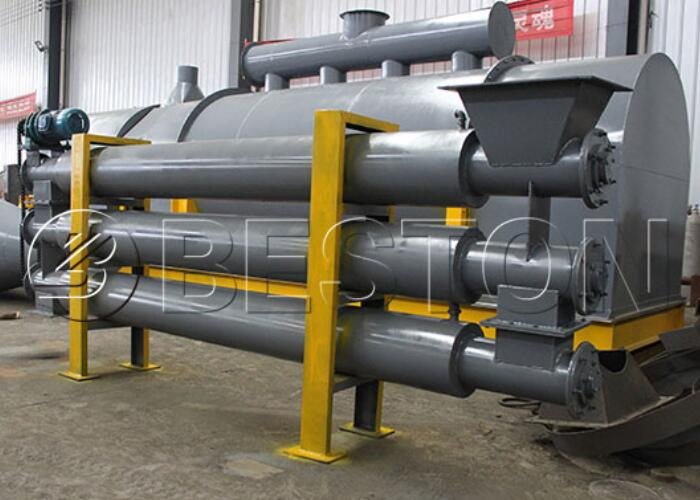 Biochar Pyrolysis Machine for Sale