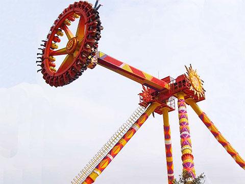 Pendulum Ride 360-Degree in Beston