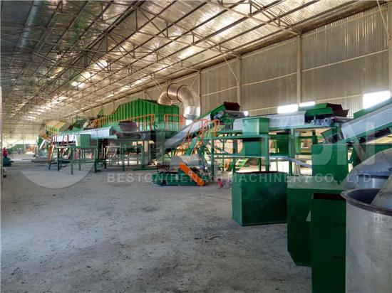 Solid Waste Management System In Uzbekistan