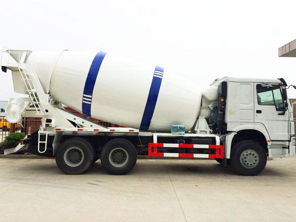 12m3 new truck
