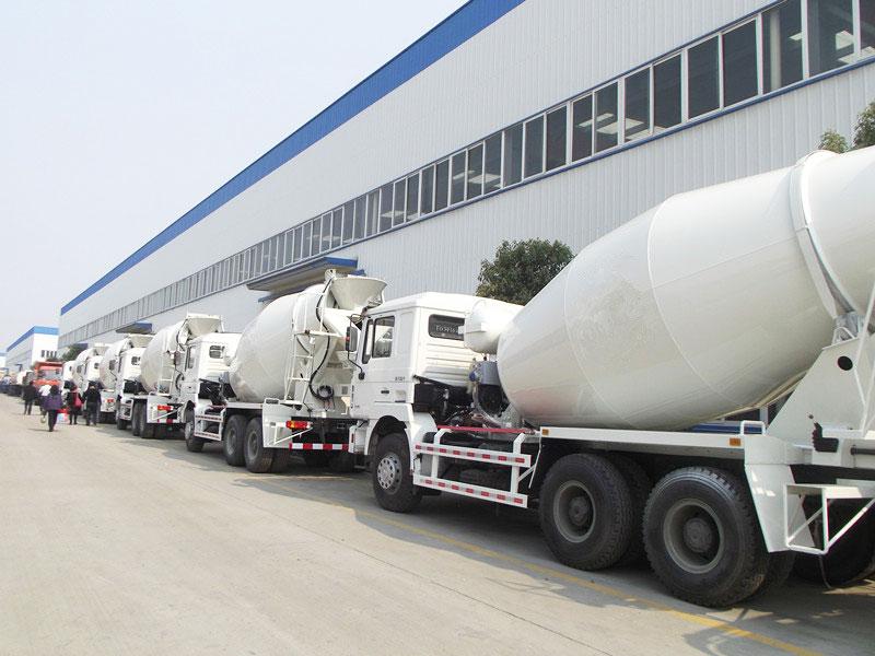 manufacturer of concrete truck