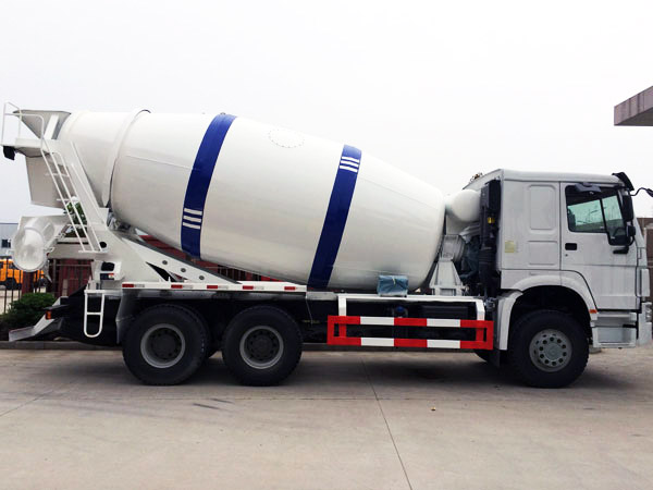 14m³ concrete mixer truck for sale